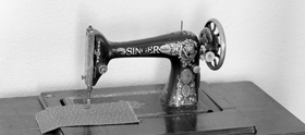 Sewing machines Information